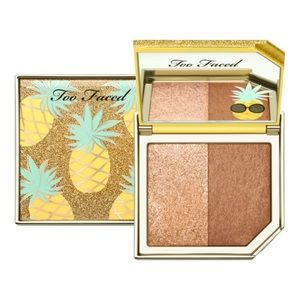Too Faced Pineapple Paradise Bronzer Duo